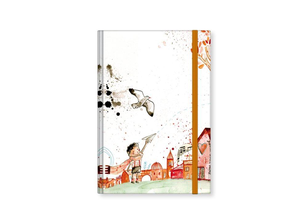 "TMA Sketchbook Medio ""Children"""