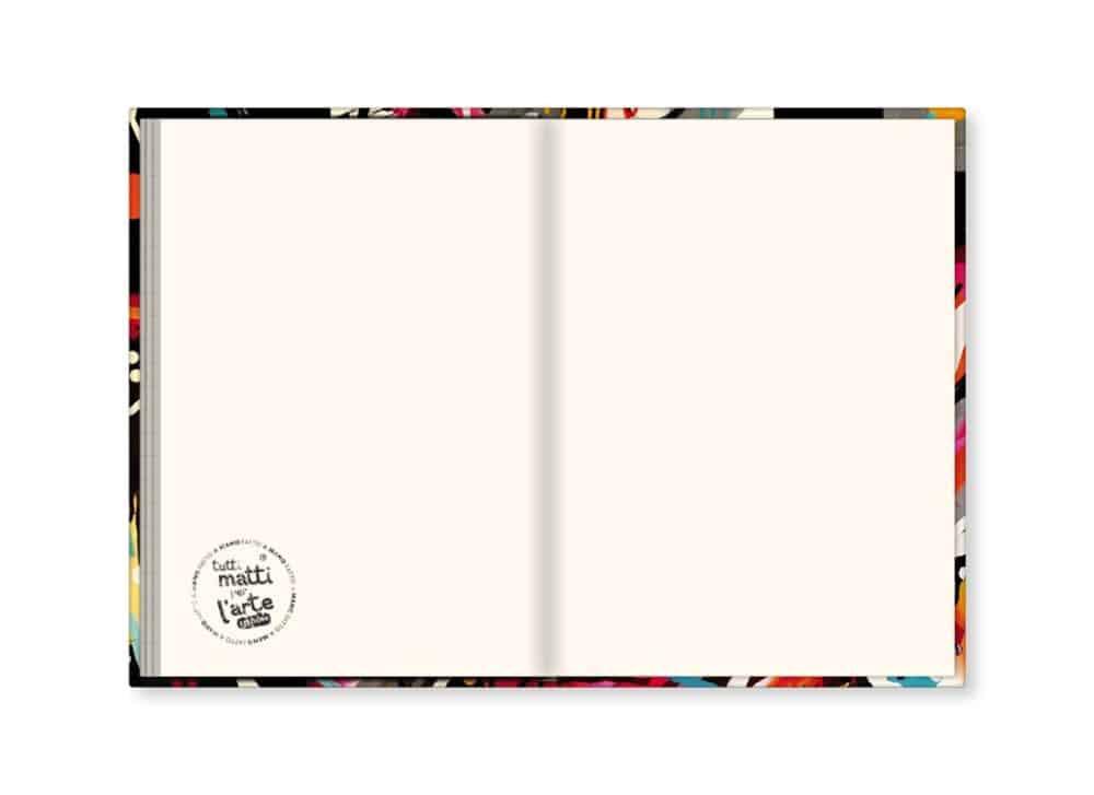 "TMA Sketchbook Medio ""Colori"""
