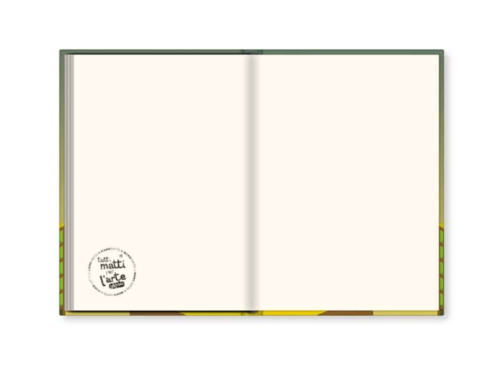 "TMA Sketchbook Medio ""Precarity"""