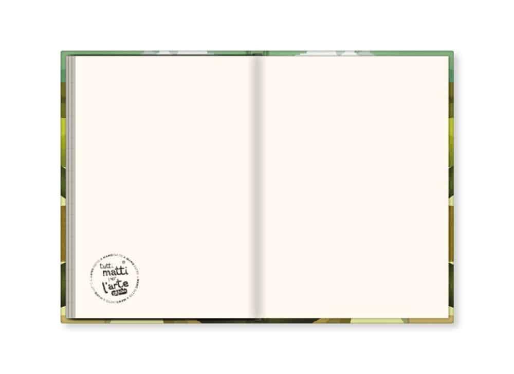 "TMA Sketchbook Medio ""Little Man"""