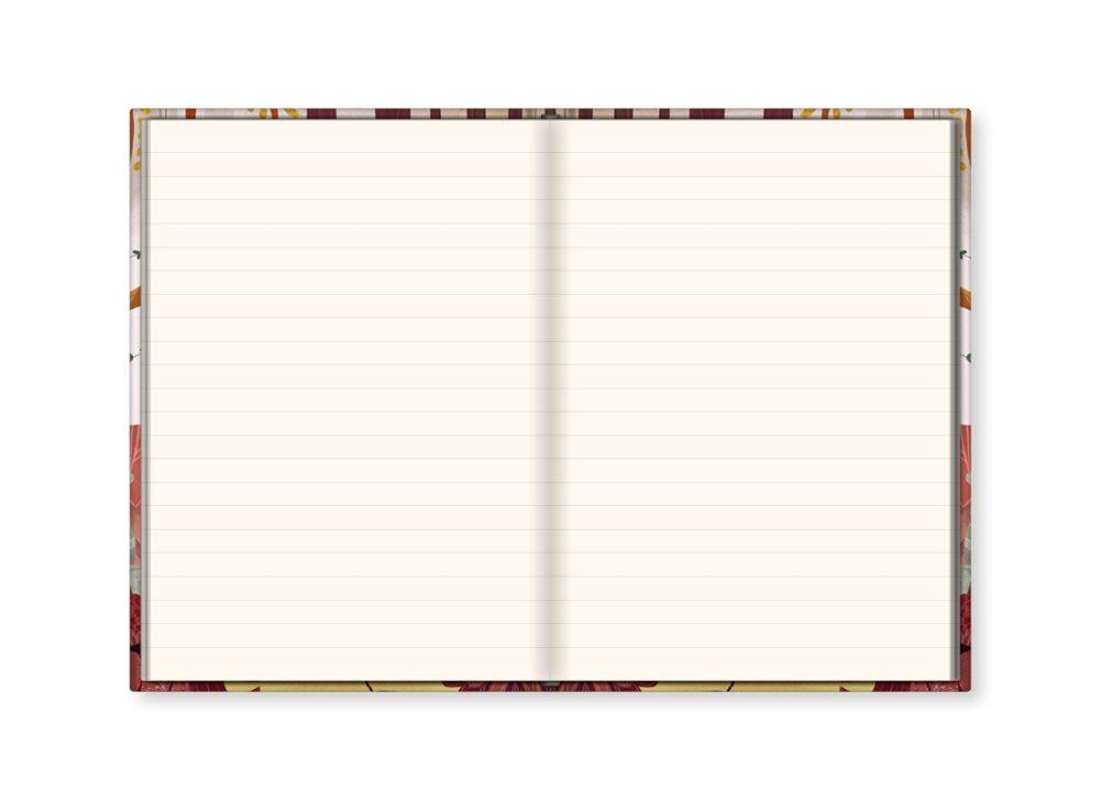 "TMA Sketchbook Medio ""Animali Giungla"""