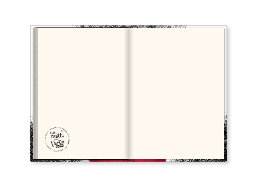 """TMA Sketchbook Medio """"Vamp"""""""