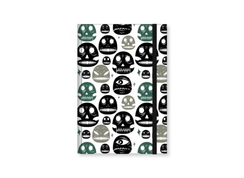 "TMA Sketchbook Medio ""Pattern Calavera"""