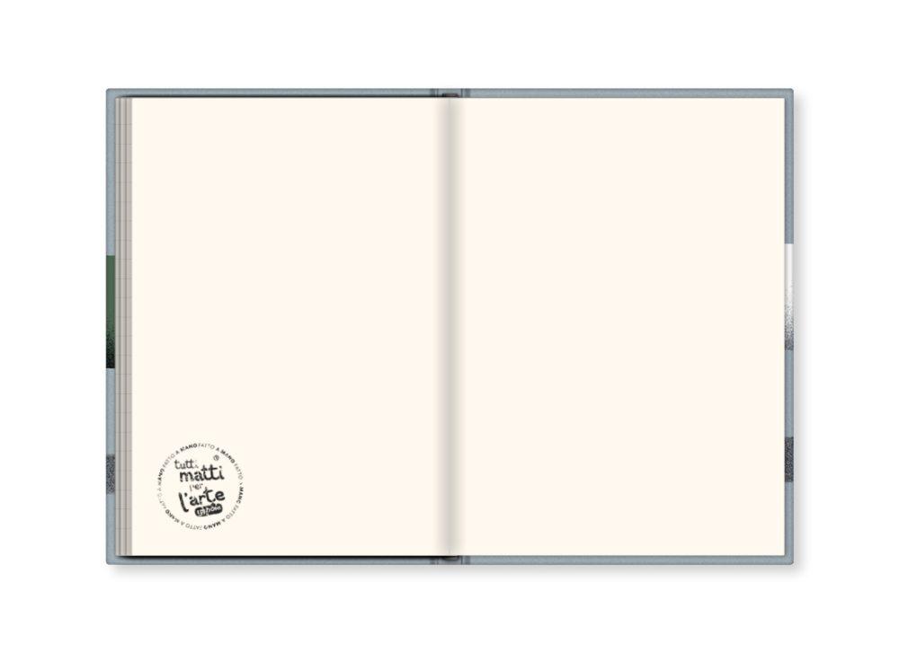 """TMA Sketchbook Medio """"Bassotto"""""""