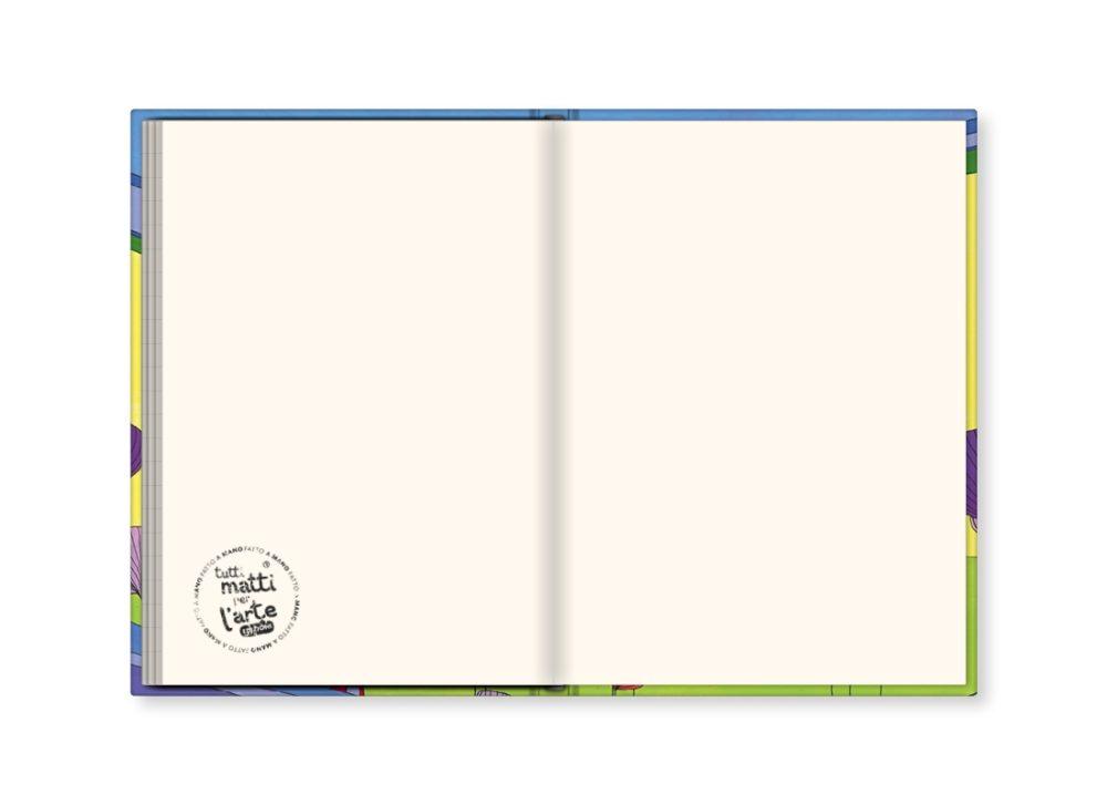 """TMA Sketchbook Medio """"Dreambig"""""""