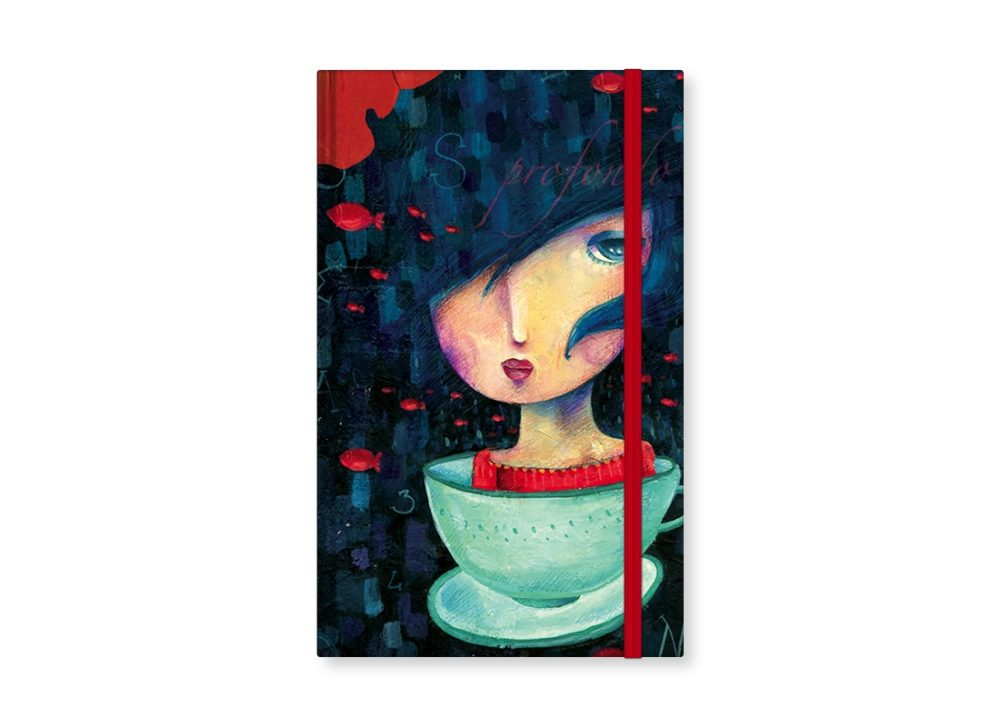 "TMA Sketchbook Maxi ""Donna Tazza"""