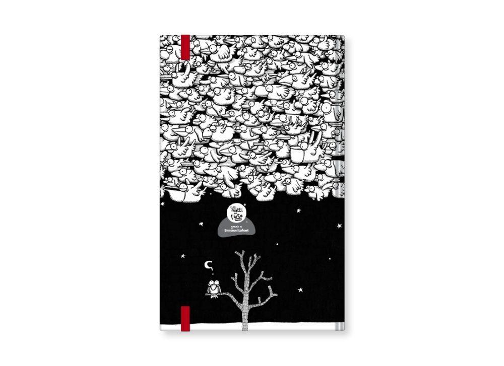 "TMA Sketchbook Maxi ""Uccelli"""