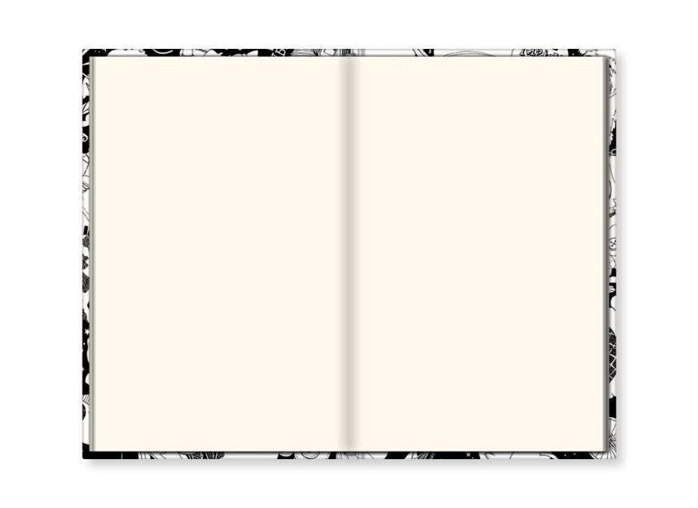 "TMA Sketchbook Maxi ""Senda"""