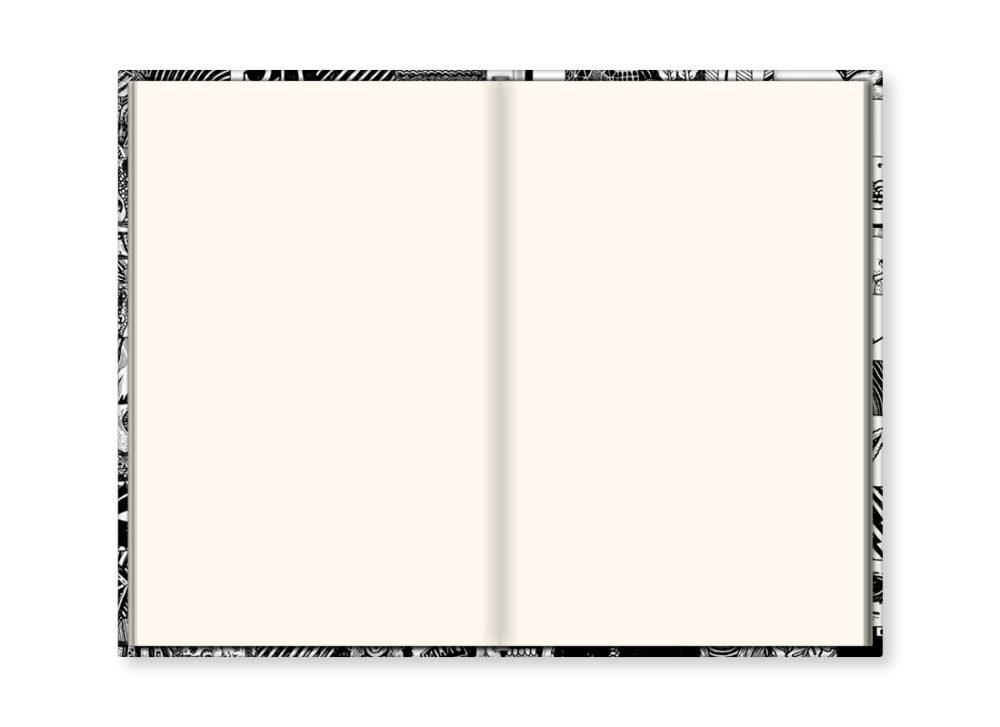 """TMA Sketchbook Maxi """"Rebus"""""""