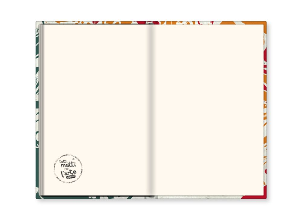 "TMA Sketchbook Maxi ""Yahr"""