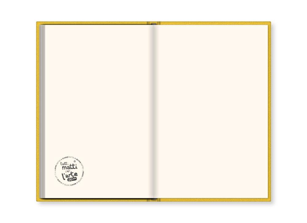 "TMA Sketchbook Maxi ""Orso"""