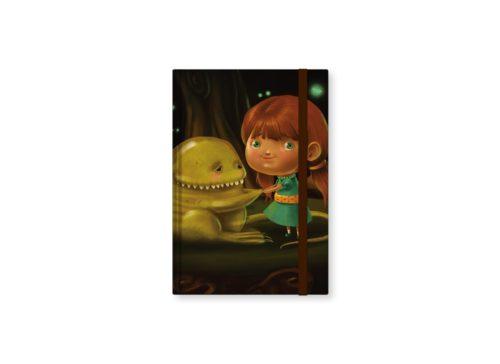 """TMA Sketchbook Piccolo """"Nightmares"""""""
