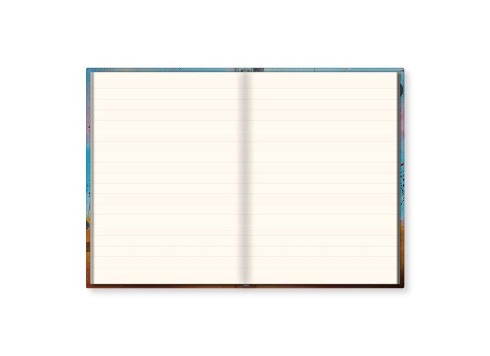 "TMA Sketchbook Piccolo ""Carnal Love"""