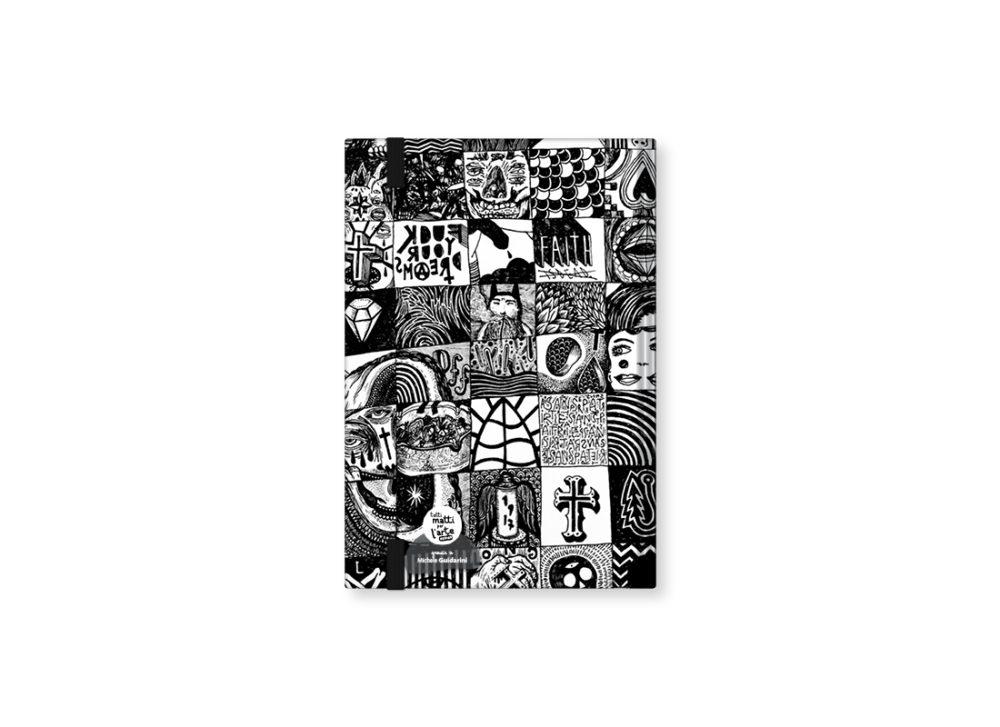 """TMA Sketchbook Piccolo """"Rebus"""""""