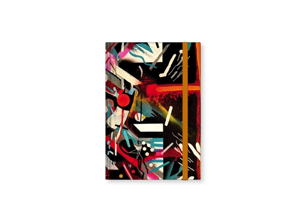 """TMA Sketchbook Piccolo """"Colori"""""""