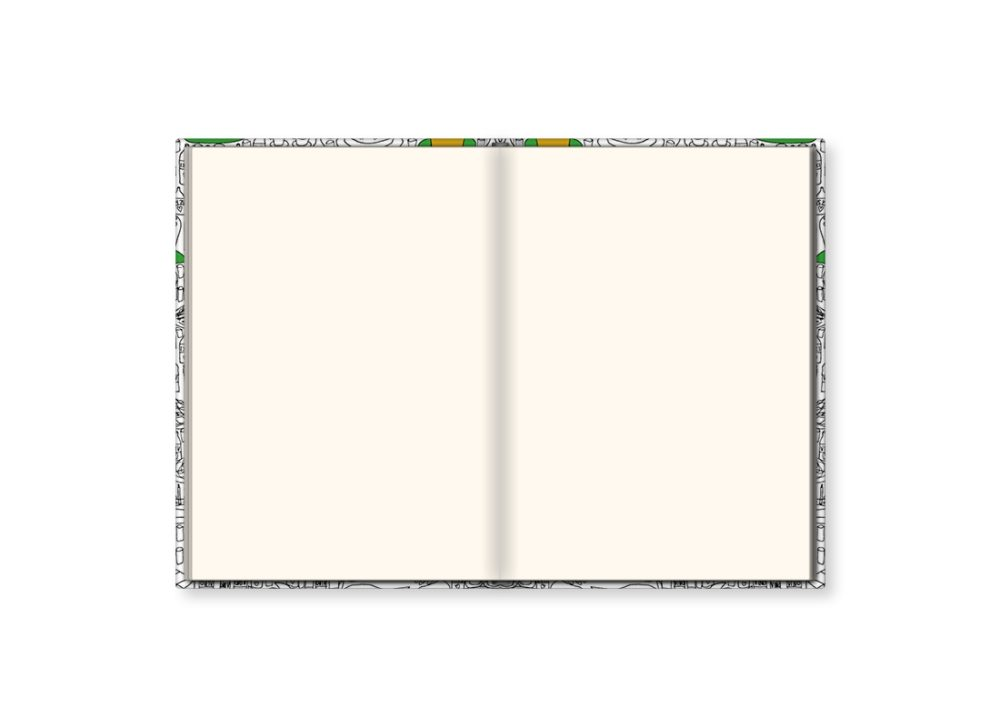"TMA Sketchbook Piccolo ""Vivande"""