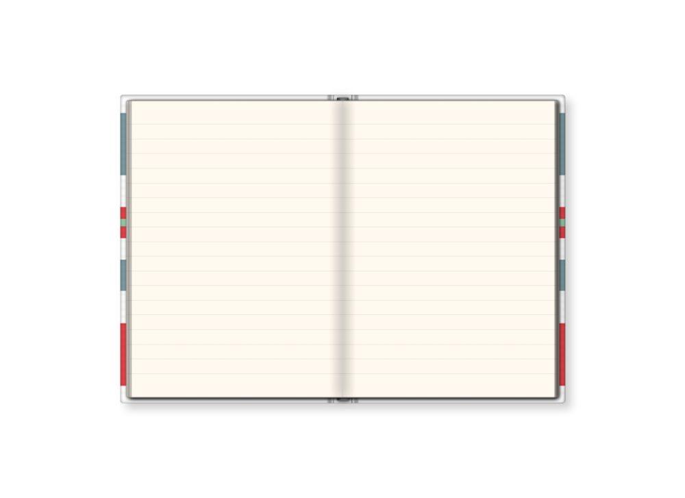 "TMA Sketchbook Piccolo ""FR-Design4"""