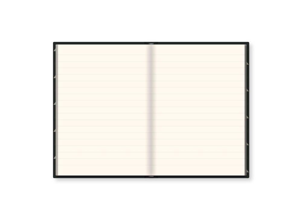 "TMA Sketchbook Piccolo ""FR-Design6"""