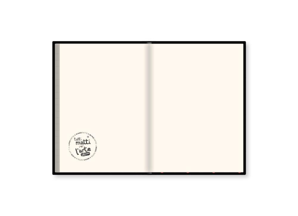 "TMA Sketchbook Piccolo ""FR-Design7"""