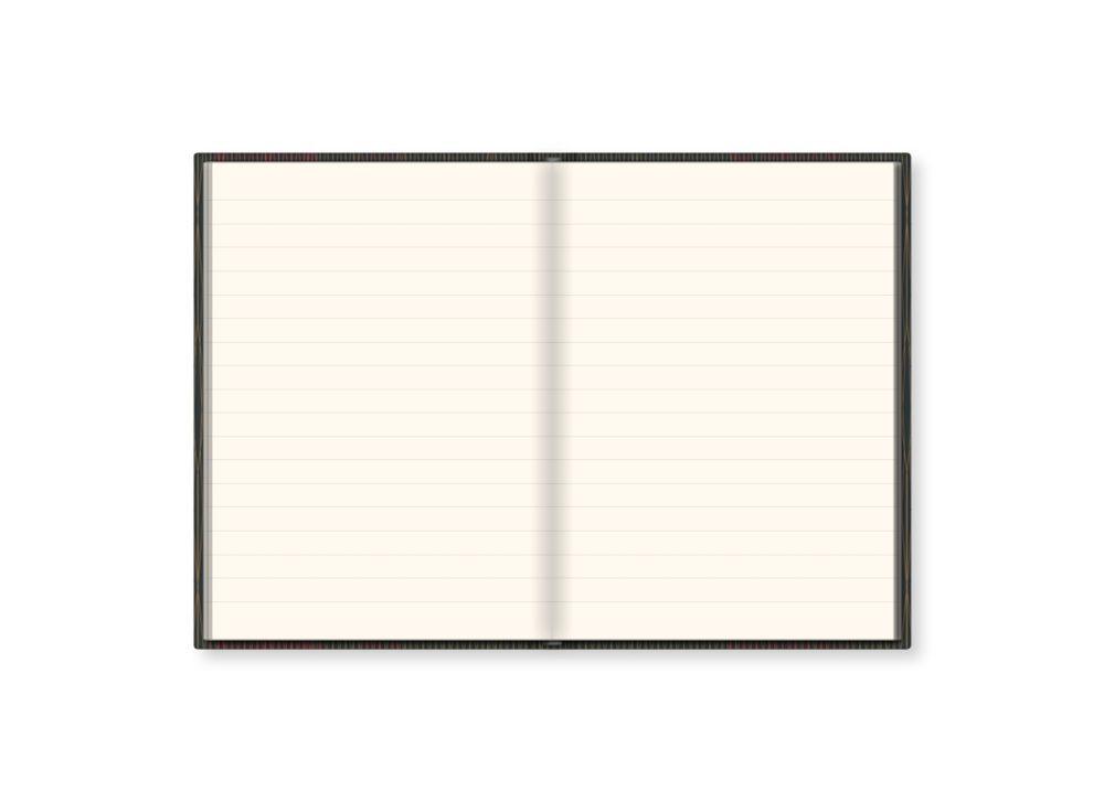 """TMA Sketchbook Piccolo """"Scossa"""""""