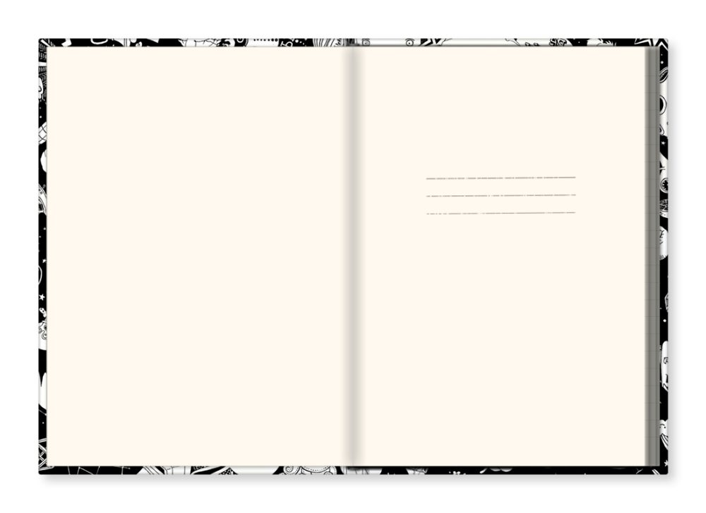 "TMA Sketchbook Grande ""Senda"""