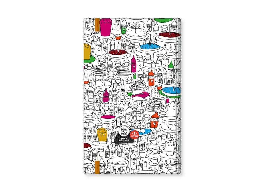 """TMA Sketchbook Maxi """"Vivande"""""""