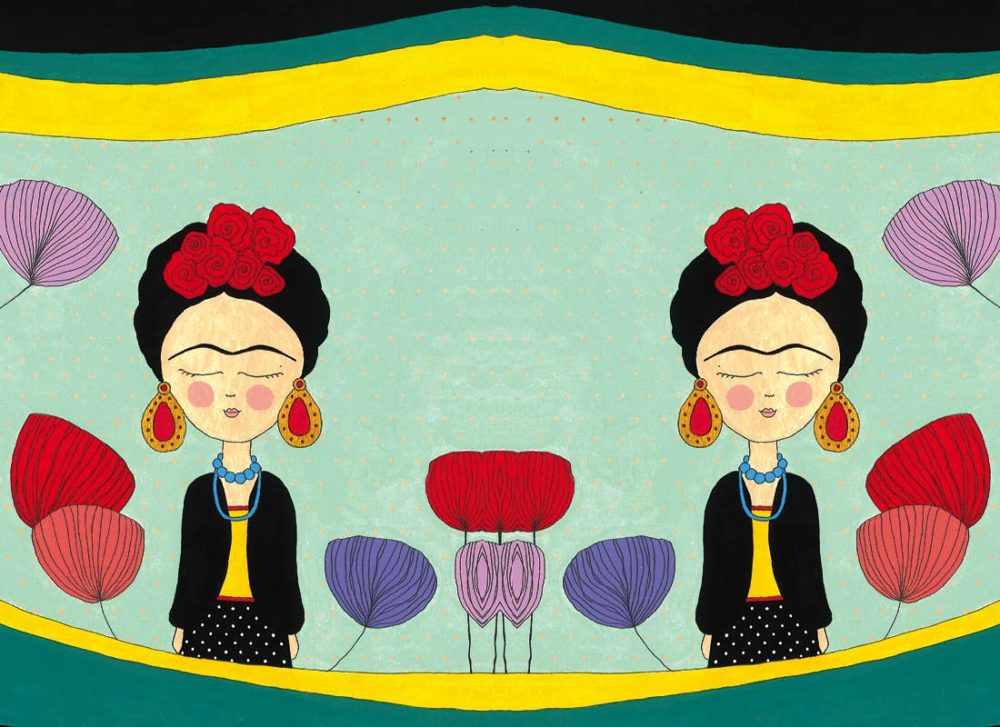 """TMA Sketchbook Maxi """"Frida"""""""
