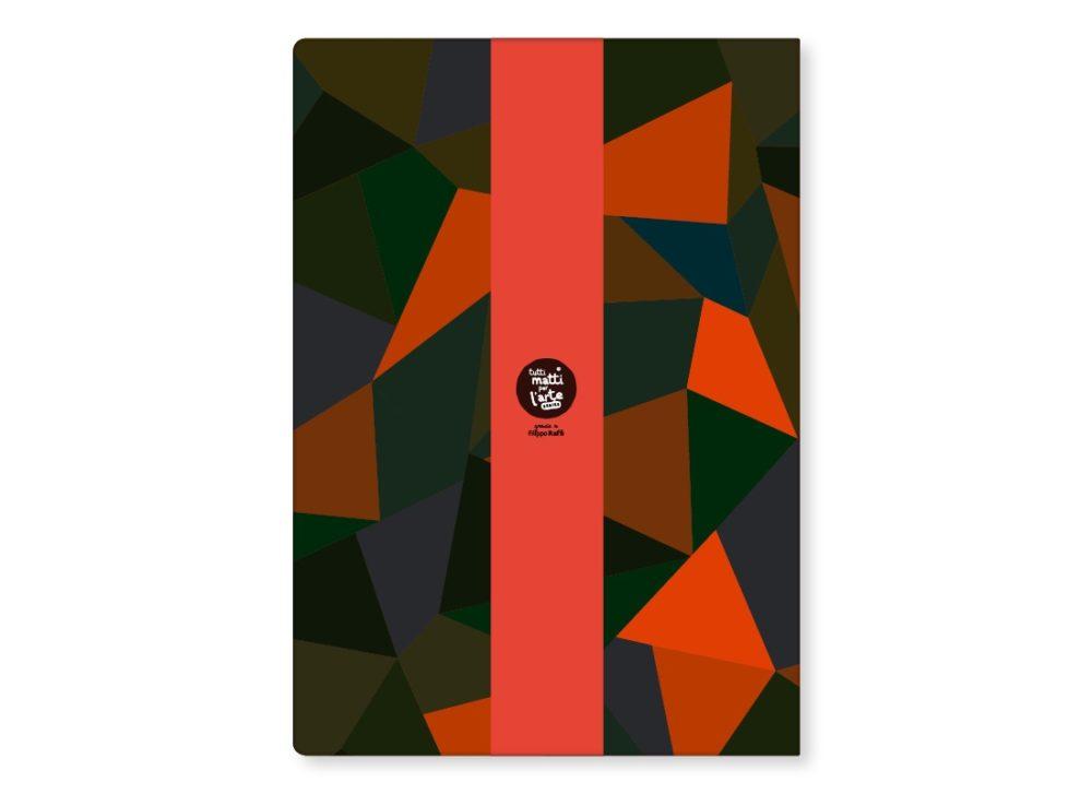 """TMA Quaderno A4 Righe """"FR-Design2"""""""