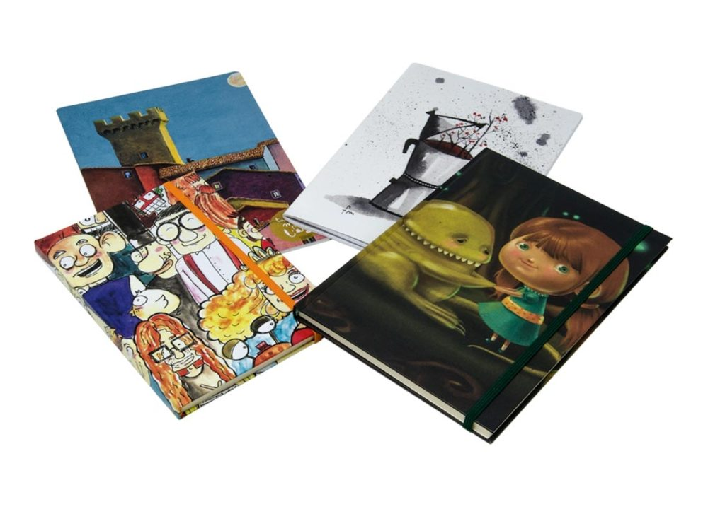 TMA Kit3 Quaderni A5 + Sketchbook