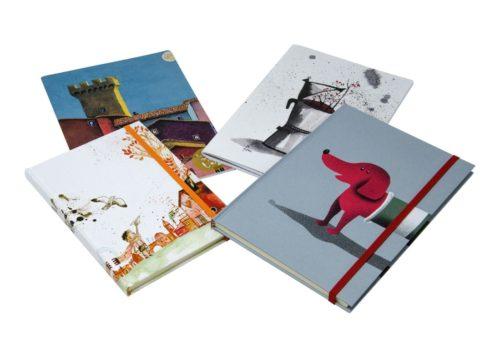TMA Kit5 Quaderni A5 + Sketchbook