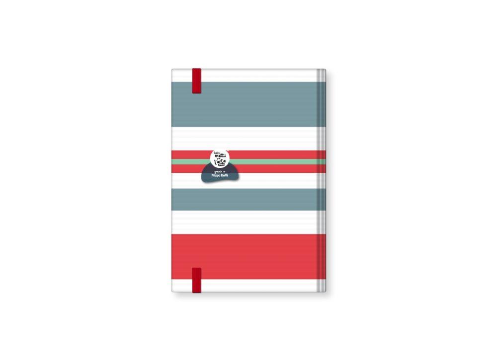 """TMA Agenda Annuale Giornaliera Piccola """"FR-Design4"""""""