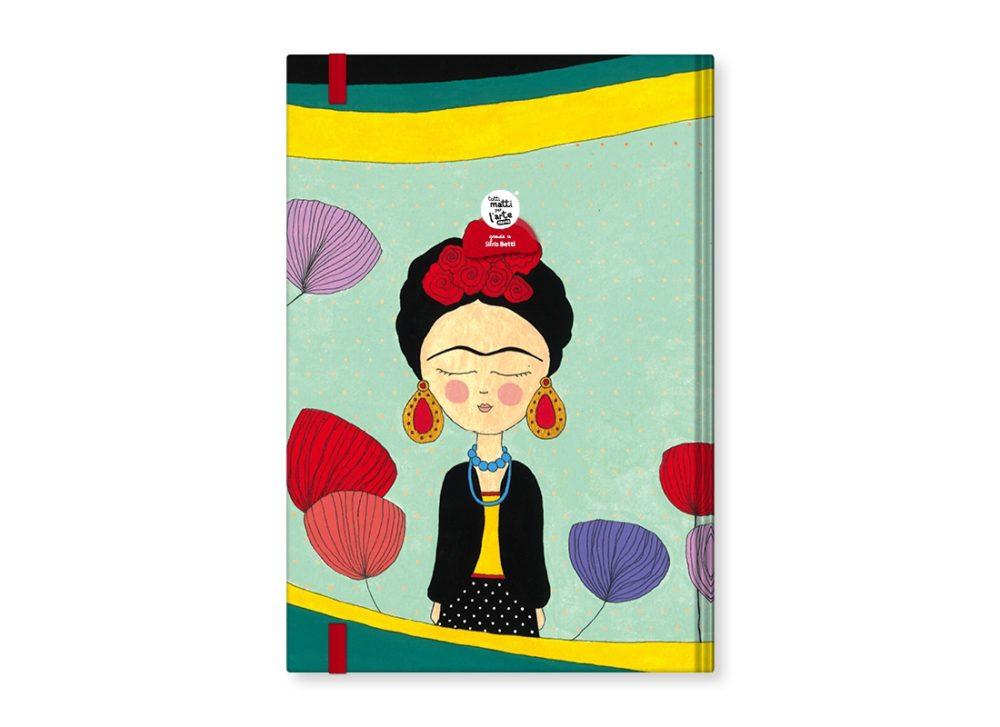 """TMA Agenda Annuale Settimanale Grande """"Frida"""""""