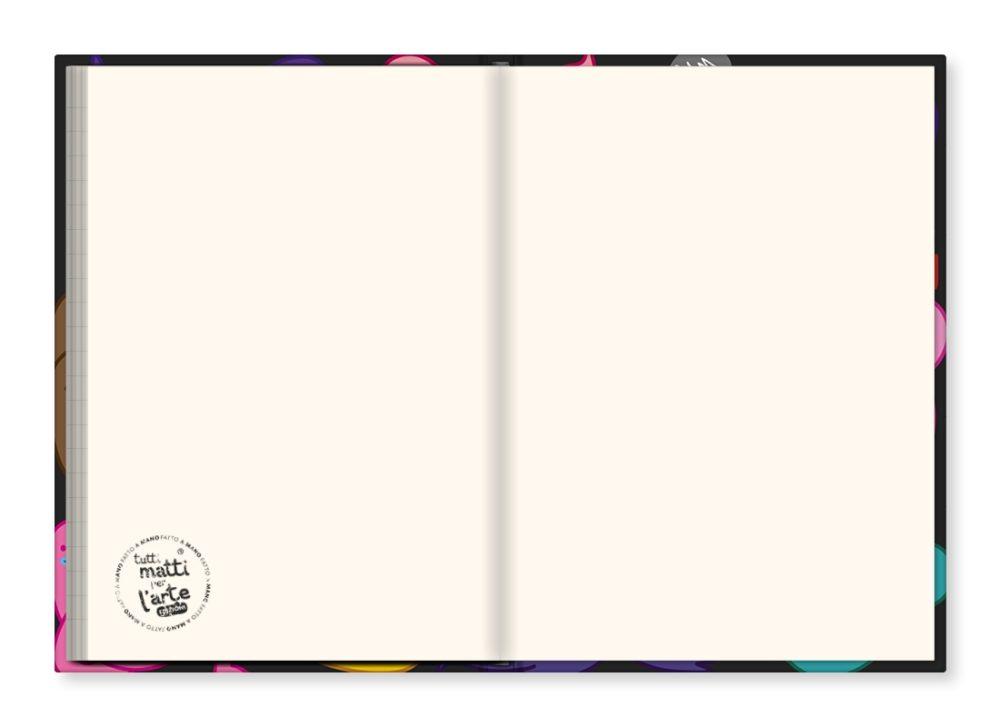 """TMA Sketchbook Grande """"Beans"""""""