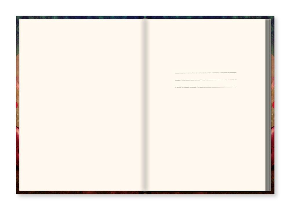 "TMA Sketchbook Grande ""Azzurra"""