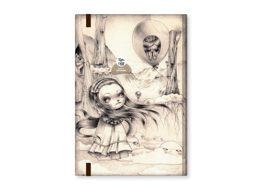 "TMA Sketchbook Grande ""Palloncino"""