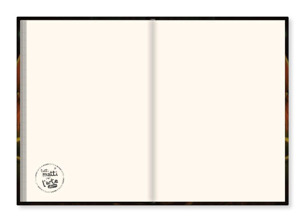 """TMA Sketchbook Grande """"Nightmares"""""""
