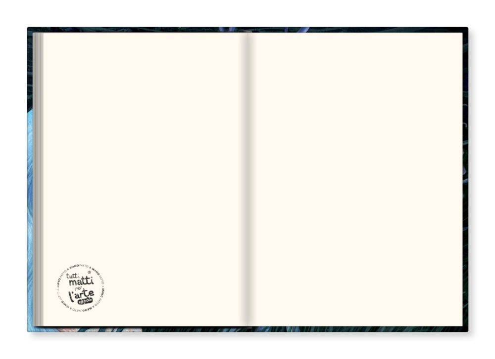 "TMA Sketchbook Grande ""Fata Vento"""