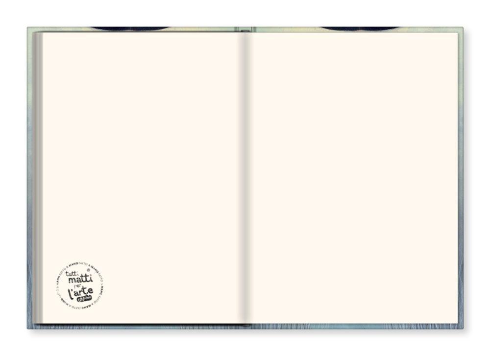 "TMA Sketchbook Grande ""Heloves"""