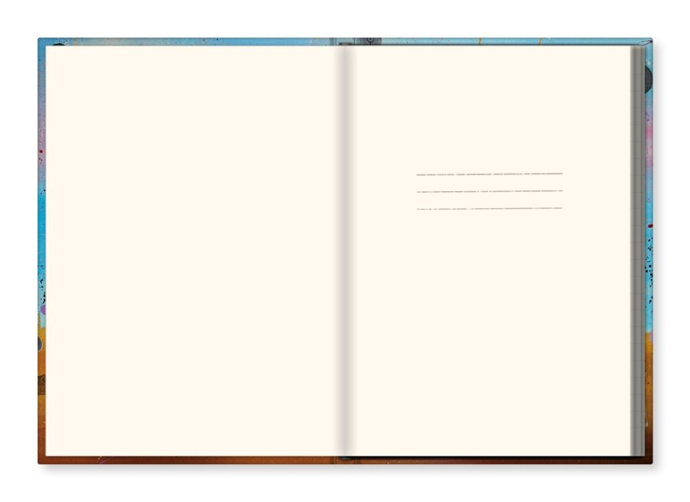 """TMA Sketchbook Grande """"Carnal Love"""""""