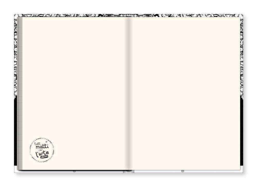 "TMA Sketchbook Grande ""Uccelli"""