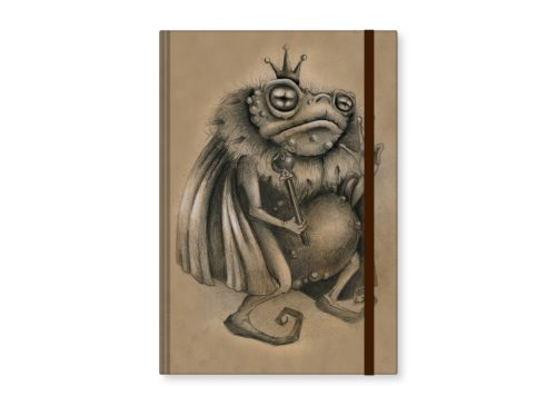 "TMA Sketchbook Grande ""Bufo Rex"""
