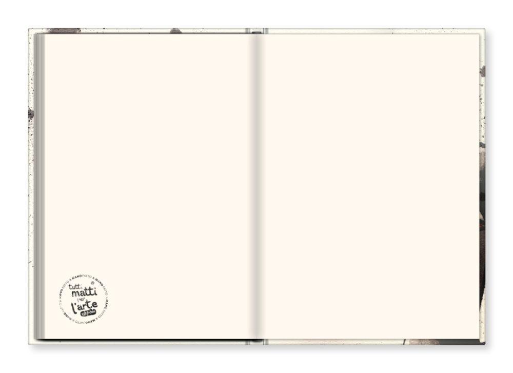 "TMA Sketchbook Grande ""Caffettiera"""