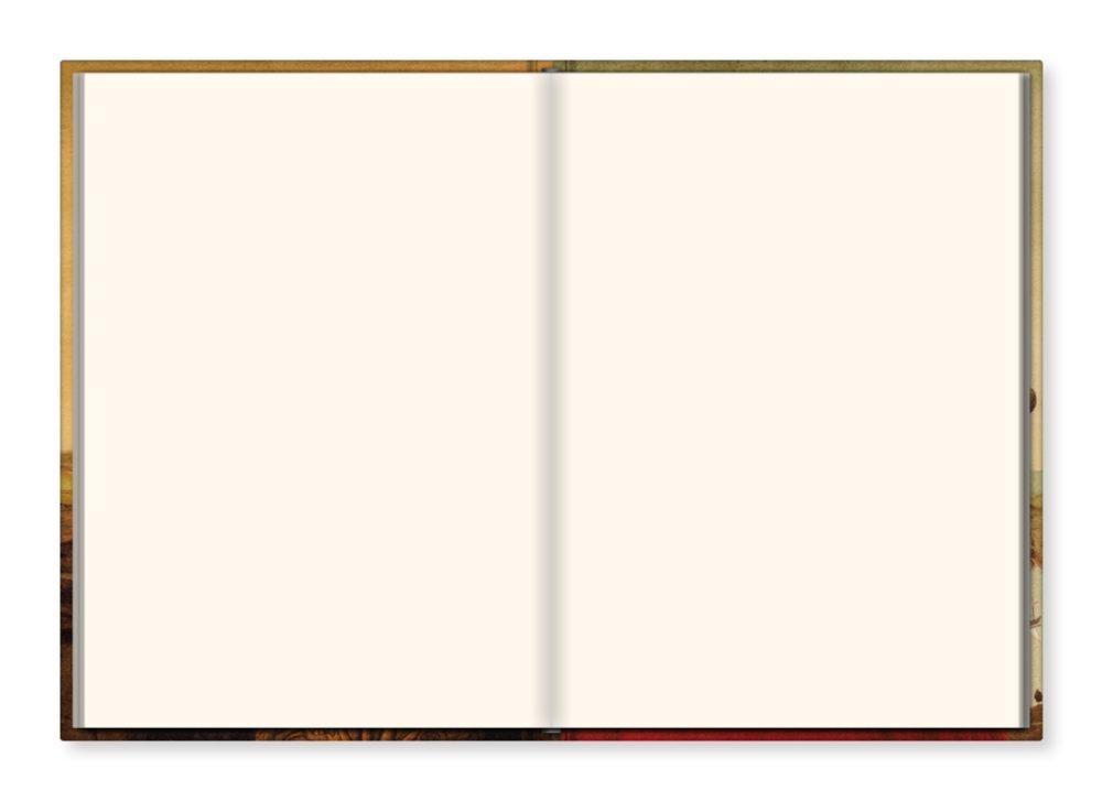 """TMA Sketchbook Grande """"Batti e Fede"""""""