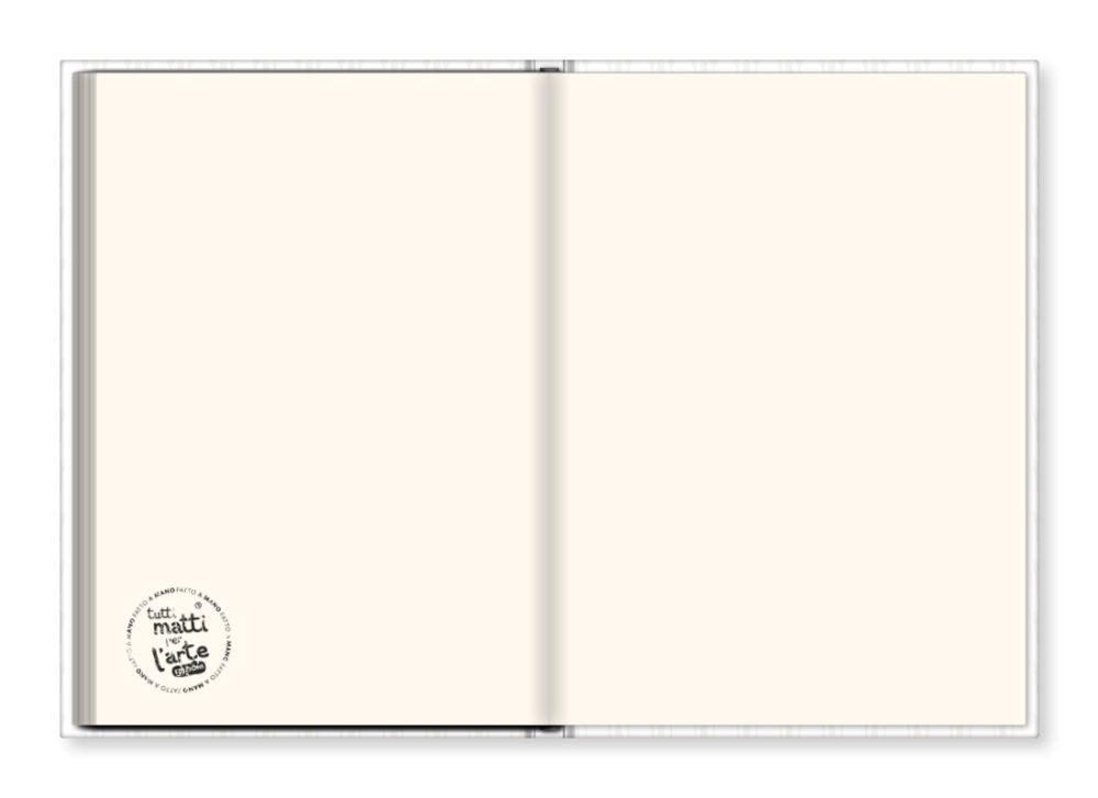 "TMA Sketchbook Grande ""Cucina"""
