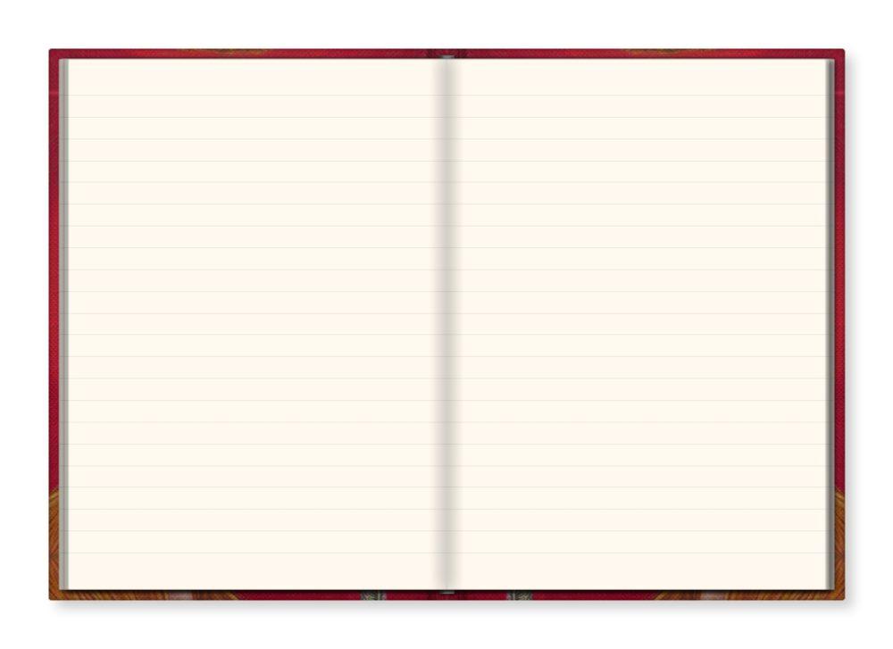 "TMA Sketchbook Grande ""Indiana"""