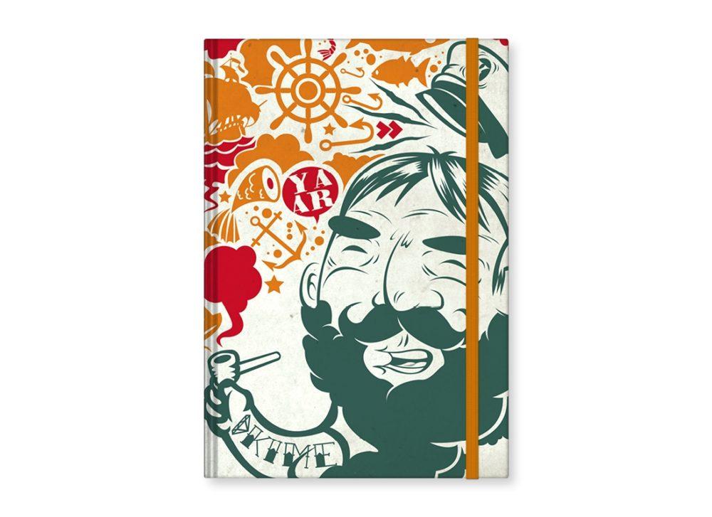 "TMA Sketchbook Grande ""Yahr"""
