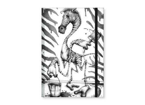 """TMA Sketchbook Grande """"Zebra"""""""