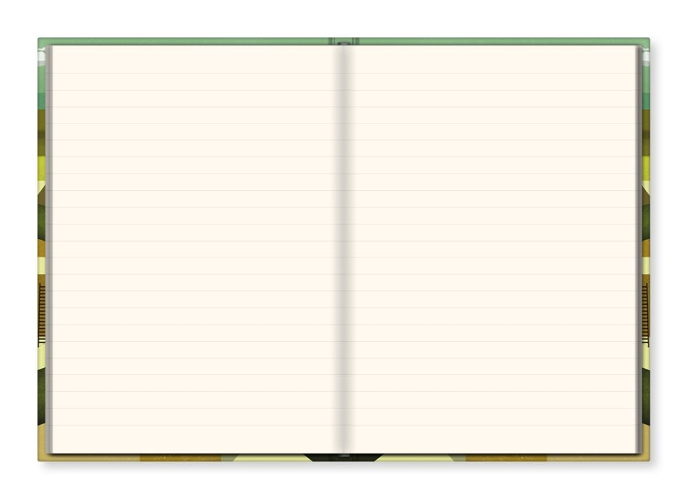"TMA Sketchbook Grande ""Little Man"""