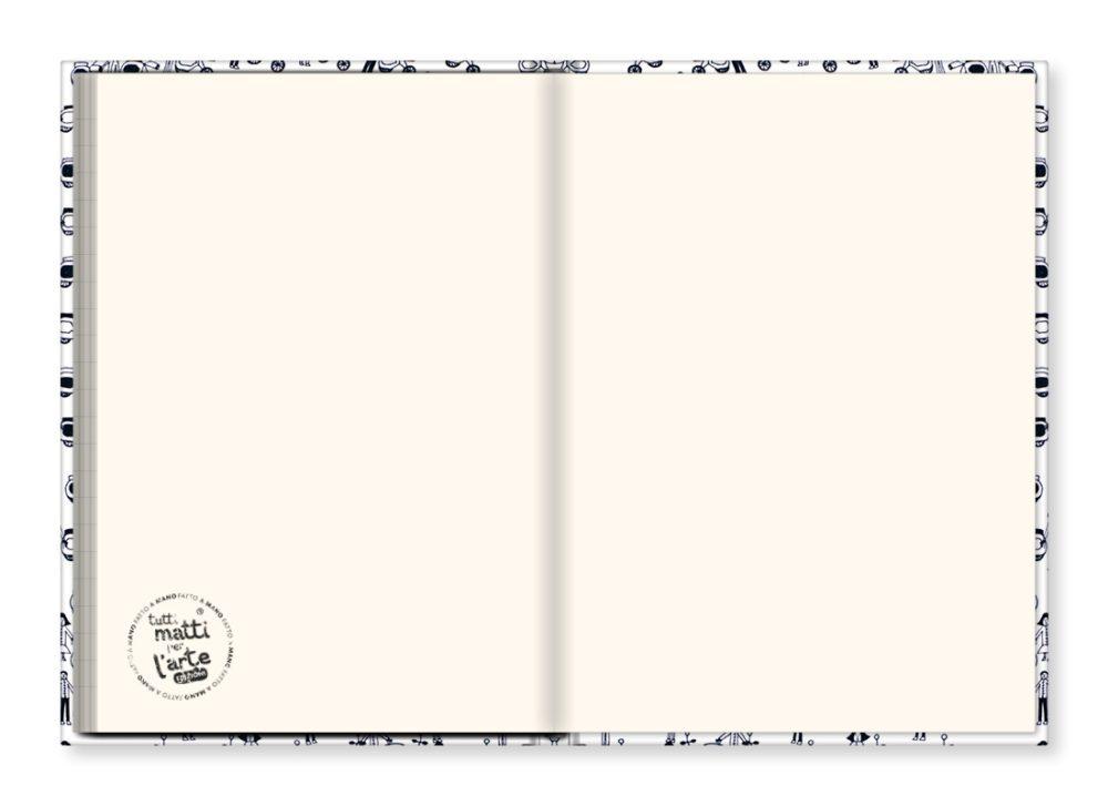 "TMA Sketchbook Grande ""Eliomini"""