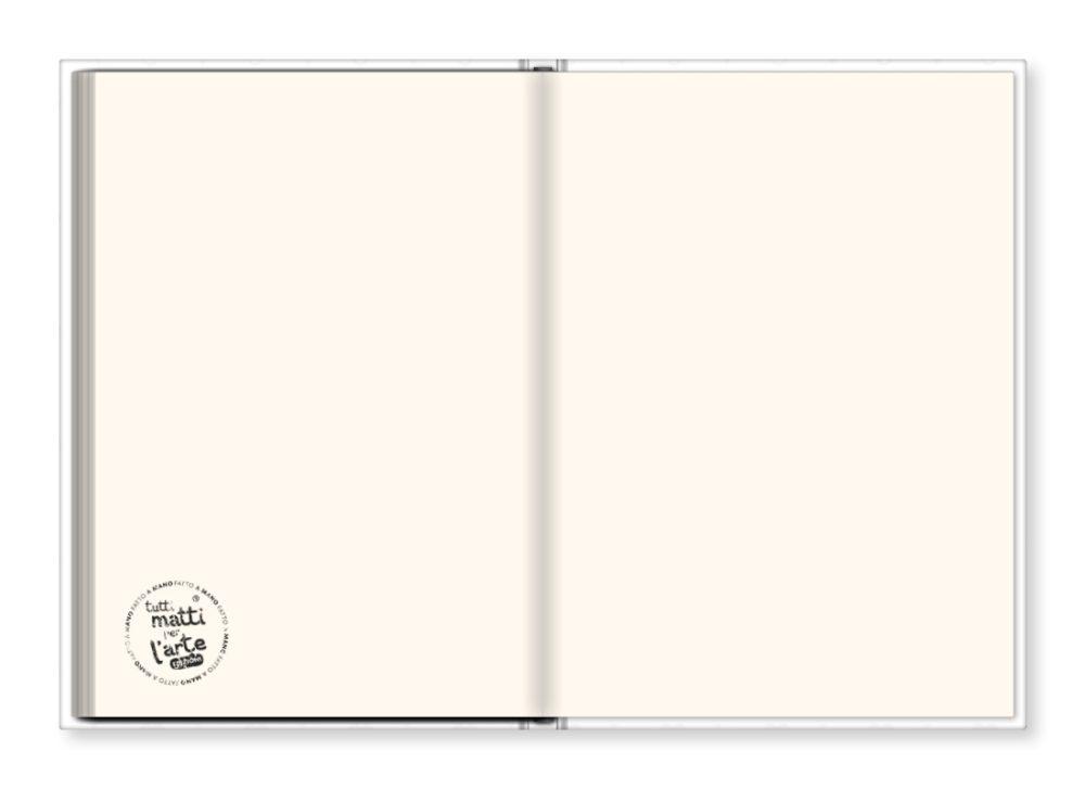 """TMA Sketchbook Grande """"Jack di Cuori"""""""